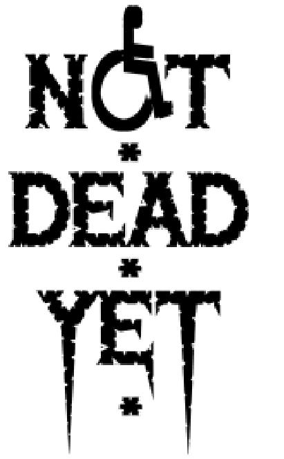 Not Dead Yet Logo